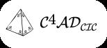 C<sup>4</sup>AD Logo